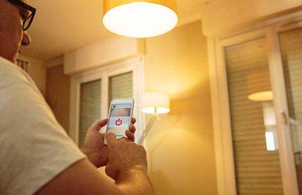 Reduce el consumo de energía a través del control de iluminación